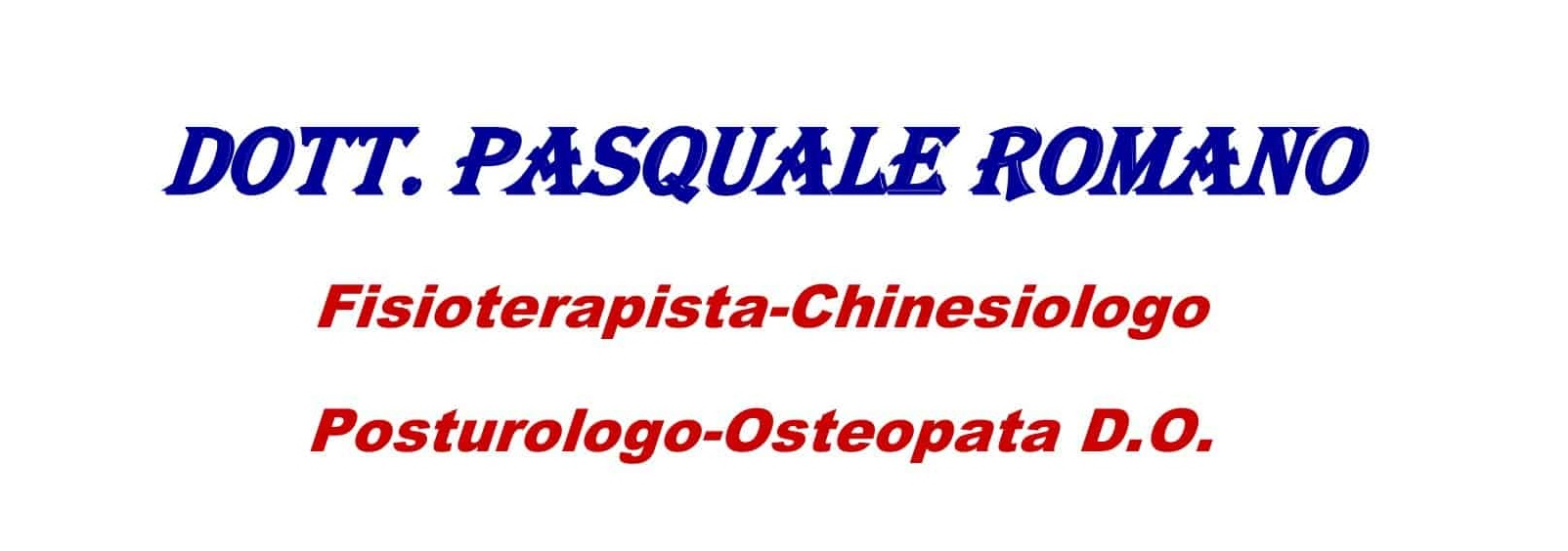 Dr. Pasquale Romano